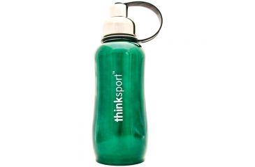 Thinksport  Ss Bottle 750ml-grn SB9750GREEN