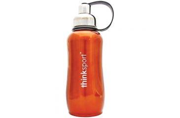 Thinksport  Ss Bottle 750ml-org SB9750O