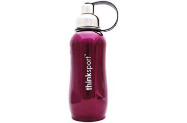Thinksport  Ss Bottle 750ml-pur SB9750PURPLE