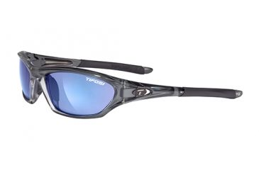Tifosi Optics Core Single Vision Sunglasses - Crystal Smoke Frame 200402877RX