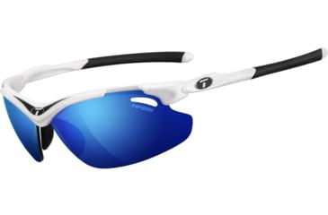 Tifosi Optics Tyrant 2.0 Sunglasses, White-Black 1120104822