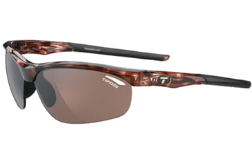 Tifosi Optics Veloce w/ AC Red, Brown, Clear Lenses, Tortoise Frame 1040101002