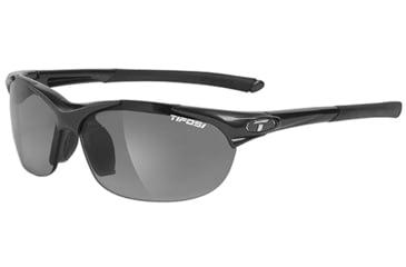Tifosi Optics Wisp w/ Smoke Fototec Lenses, Gloss Black Frame 0040300234
