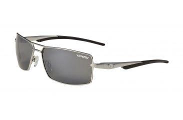 Tifosi Salvo Bifocal Prescription Sunglasses - Matte Silver Frame 0240400575