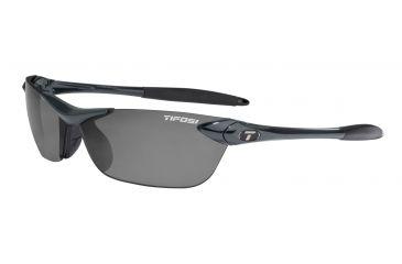 Tifosi Seek Sunglasses - Gunmetal Frame, Smoke Polarized Lenses 0180500351