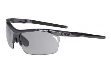 Tifosi Tempt Sunglasses - Gunmetal Frame, Smoke Fototec Lenses 0140300334