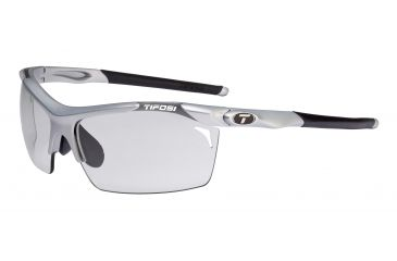 Tifosi Tempt Sunglasses - Matte Silver Frame, Light Night Fototec Lenses 0140300531