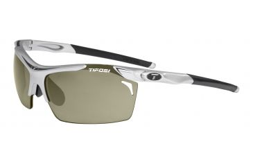 Tifosi Tempt Sunglasses - Race Black Frame, GT/EC/AC Red Lenses 0140204910