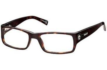 Timberland TB1123 Eyeglass Frames - Dark Havana Frame Color