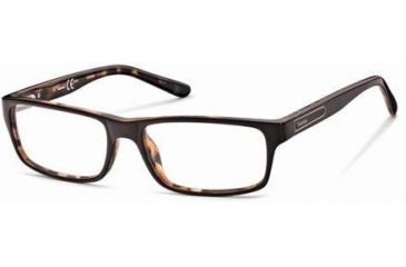 Timberland TB1177 Eyeglass Frames - Dark Brown Frame Color