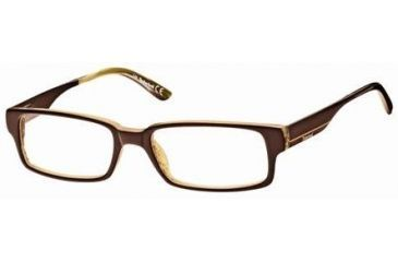 Timberland TB1183 Eyeglass Frames - Dark Brown Frame Color