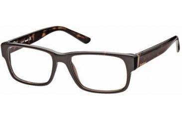 Timberland TB1210 Eyeglass Frames - Dark Havana Frame Color