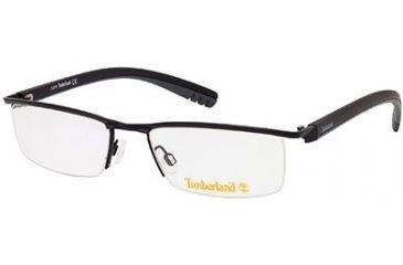 217c99c0d644 Timberland TB1214 Eyeglass Frames - Black Frame Color