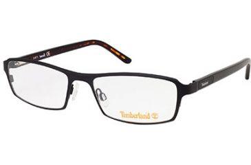 Timberland TB1217 Eyeglass Frames - Matte Black Frame Color