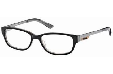 Timberland TB1221 Eyeglass Frames - Black Frame Color