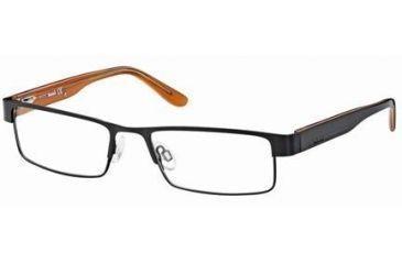 Timberland TB1225 Eyeglass Frames - Matte Black Frame Color