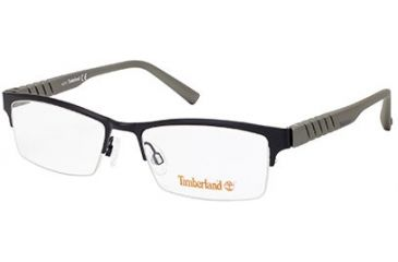 Timberland TB1255 Eyeglass Frames - Shiny Black Frame Color