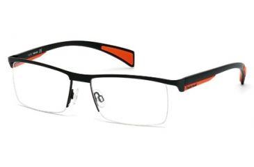 Timberland TB1275 Eyeglass Frames - Matte Black Frame Color