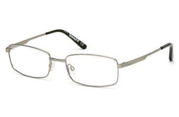 Timberland TB1276 Eyeglass Frames - Matte Light Ruthenium Frame Color