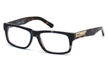 Timberland TB1288 Eyeglass Frames - Dark Brown Frame Color