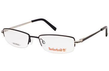 Timberland TB1525 Eyeglass Frames - Matte Black Frame Color