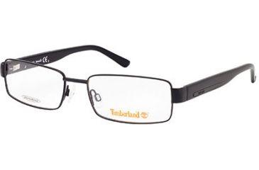 Timberland TB1528 Eyeglass Frames - Shiny Black Frame Color