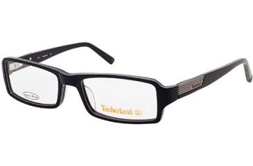 Timberland TB1530 Eyeglass Frames - Black / White Frame Color