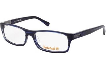 Timberland TB1533 Eyeglass Frames - Shiny Blue Frame Color