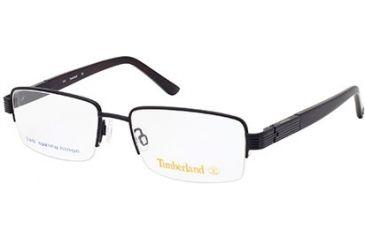 Timberland TB1534 Eyeglass Frames - Matte Black Frame Color