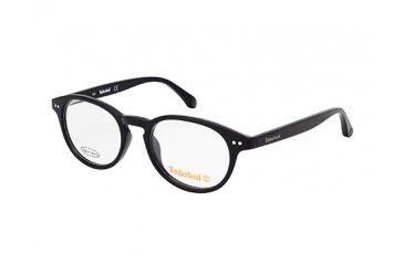Timberland TB1538 Eyeglass Frames - Shiny Black Frame Color