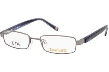 Timberland TB5037 Eyeglass Frames - Shiny Gun Metal Frame Color
