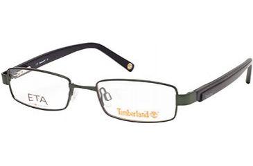 Timberland TB5037 Eyeglass Frames - Shiny Dark Green Frame Color