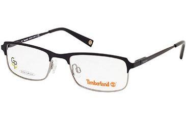 Timberland TB5043 Eyeglass Frames - Matte Black Frame Color