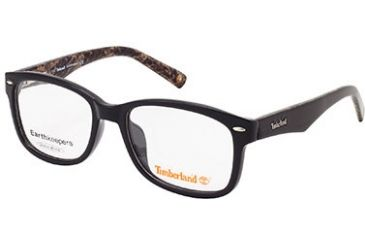 Timberland TB5044 Eyeglass Frames - Shiny Black Frame Color