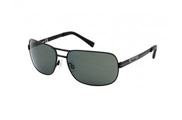 Timberland TB9014 Sunglasses - Matte Black Frame Color
