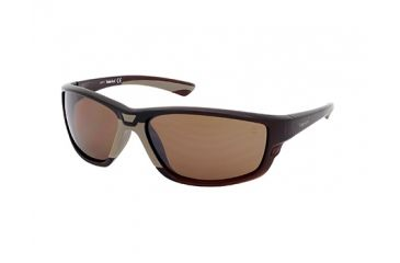 Timberland TB9046 Sunglasses - Dark Brown Frame Color, Brown Polarized Lens Color