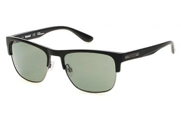 4486abd106c1 Timberland TB9091 Sunglasses - Matte Black Frame Color