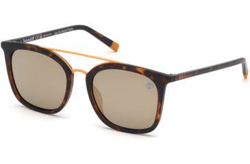 0e0533a765 Timberland TB9169 Sunglasses - Dark Havana Frame Color