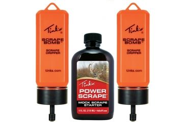 Tinks Power Scrape Lure, Value Pack with 2 Drippers W5945