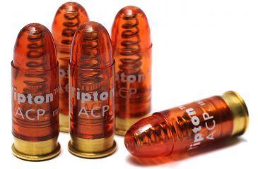 Tipton Pistol Snap Cap 32 ACP 5 Pack