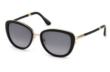 Tod's TO0079 Sunglasses - Shiny Black Frame Color