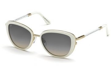 Tod's TO0079 Sunglasses - White Frame Color
