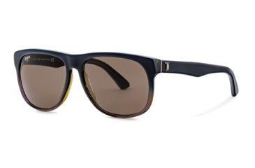 Tod's TO0125 Sunglasses - Blue Frame Color, Roviex Lens Color