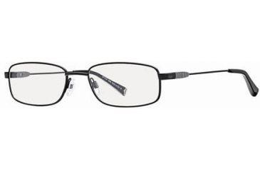 Tod's TO5005 Eyeglass Frames - Matte Black Frame Color