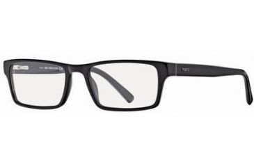 Tod's TO5042 Eyeglass Frames - Shiny Black Frame Color