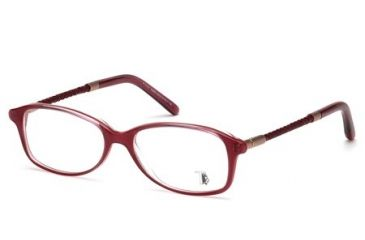 Tod's TO5054 Eyeglass Frames - Red Frame Color