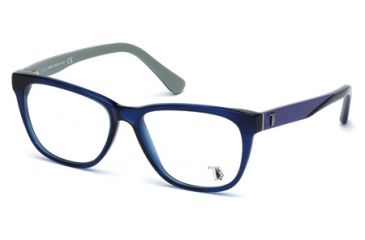 Tod's TO5087 Eyeglass Frames - Turquoise Frame Color