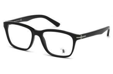 Tod's TO5093 Eyeglass Frames - Shiny Black Frame Color