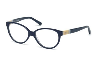 Tod's TO5100 Eyeglass Frames - Turquoise Frame Color