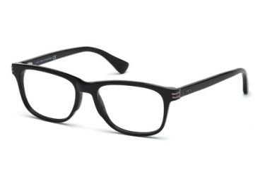 Tod's TO5104 Eyeglass Frames - Shiny Black Frame Color